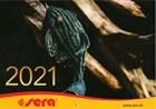 Фирменный календарь Sera на 2021 год - в подарок при заказе от 10.000 рублей!