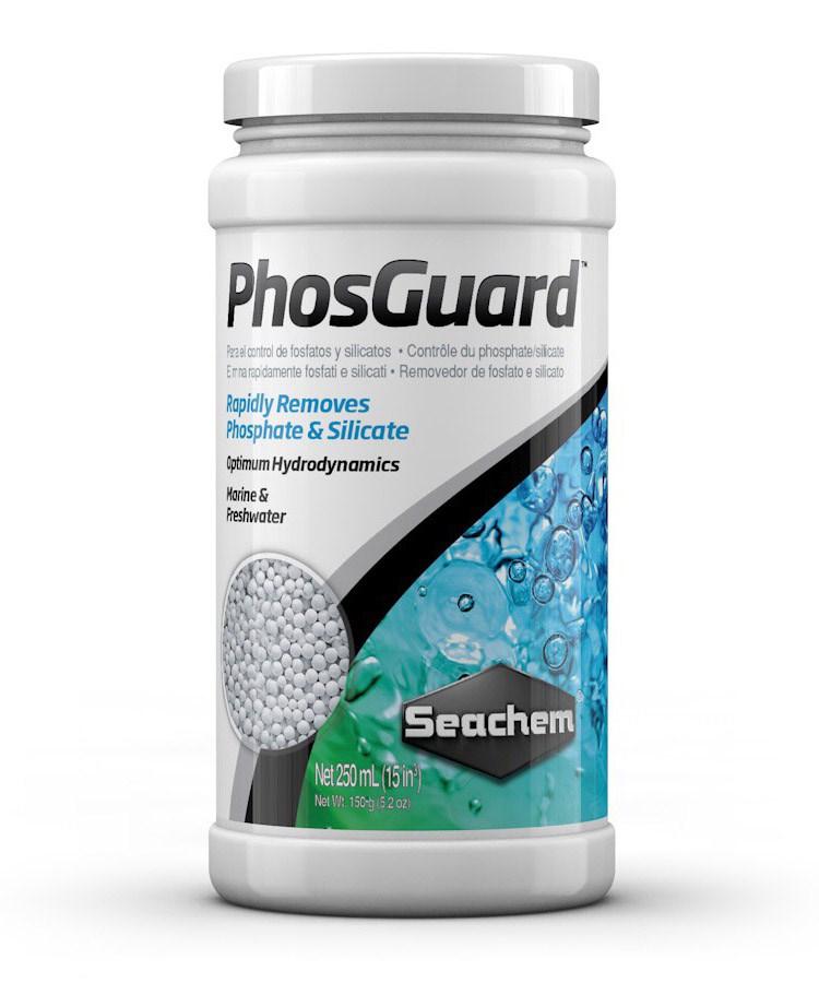 Seachem PhosGuard 250 мл - наполнитель для фильтра
