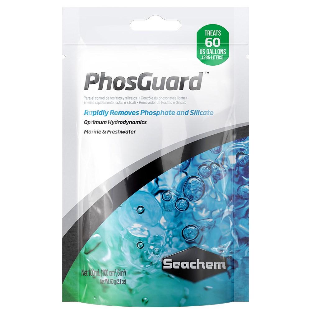 Seachem PhosGuard 100 мл - наполнитель для фильтра
