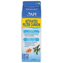 API Activated Filter Carbon 312 г - Активированный уголь для аквариумных фильтров - фото 17319