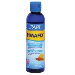 API Pimafix 118 мл - Средство широкого спектра действия для восстановления здоровья аквариумных рыб - фото 17344