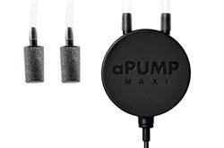 aPUMP MAXI - аквариумный компрессор для аквариумов объемом до 200 л (COLLAR) - фото 17361