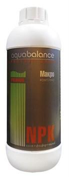 Aquabalance Premium Макро-комплекс NPK 1 л - удобрение для растений - фото 17380