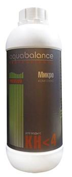 Aquabalance Premium Микро-комплекс KH меньше 4 1 л - удобрение для растений - фото 17382