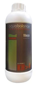Aquabalance Premium Микро-комплекс KH больше 4 1 л - удобрение для растений - фото 17384