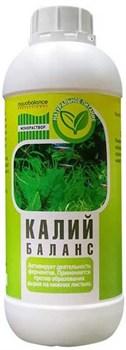 Aquabalance Калий-баланс 1 л - удобрение для растений - фото 17389