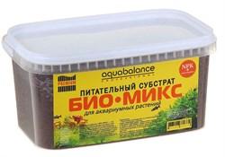 Aquabalance питательный субстрат БИО-МИКС 3,3 л - удобрение для растений - фото 17402
