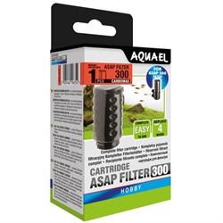 AQUAEL - картридж для фильтров ASAP-300 - с губкой и углем - фото 17446