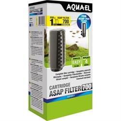 AQUAEL - картридж для фильтров ASAP-700 - с губкой - фото 17449