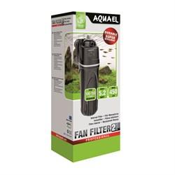 AQUAEL FAN-2 plus внутренний фильтр для аквариумов от 100 до 150 литров - фото 17609