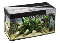 AQUAEL Glossy 80 (125л) аквариум с LED освещением - фото 17645