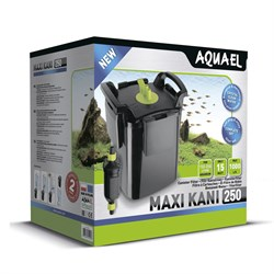 AQUAEL MAXI KANI 250 - внешний фильтр для аквариумов от 150 до 250 литров - фото 17777