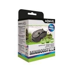 AQUAEL MINI Boost 100 - компрессор для аквариумов объёмом до 100 л - фото 17792