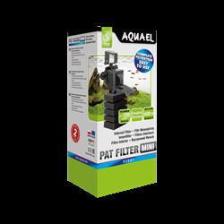 AQUAEL PAT-mini - компактный фильтр для аквариумов объёмом до 120 литров - фото 17839
