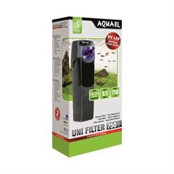 AQUAEL Unifilter 750 UV Power - внутренний фильтр для аквариумов до 300 литров - фото 18002