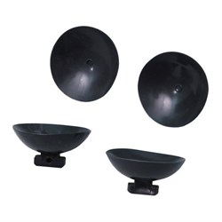 AQUAEL Присоски d=24 мм для фильтров FAN-mini, FAN-1, TURBO-500, нагревателей Easy Heater 25-150 Вт - фото 18093