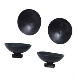AQUAEL Присоски d=36 мм для фильтров FAN-2.3, Unifilter 500.750.1000, Turbo 1000, 1500, 2000, нагревателей Comfort/Gold 25-300 Вт - фото 18094