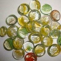 AquaMarbles Подушечки перламутровые цветные сетка 200г - фото 18112