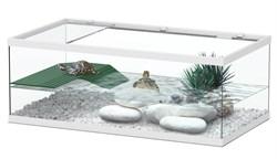 Aquatlantis TORTUM 55 - Аквариум для черепах, 55х30х20 см, белый - фото 18402