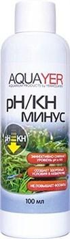 Aquayer pH/KH-минус, 100 мл - фото 18417