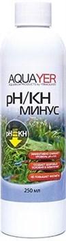 Aquayer pH/KH-минус, 250 мл - фото 18418
