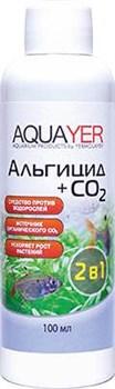 Aquayer Альгицид+CO2 100 мл, шт - фото 18424