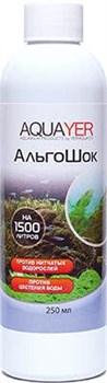 Aquayer Альгошок 250 мл - средство для борьбы с водорослями - фото 18433