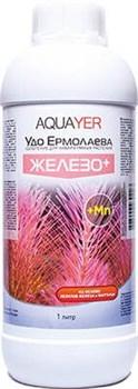 Aquayer Железо+марганец 1000 мл - удобрение для растений - фото 18446