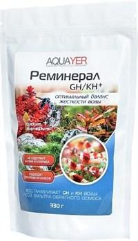 Aquayer Реминерал GH/KH+ - смесь солей жёсткости для подготовки воды 330 г - фото 18464