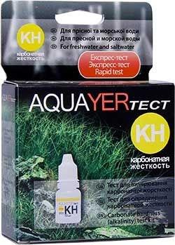 Aquayer тест KH - тест на карбонатную жесткость - фото 18468