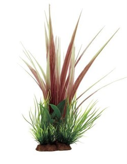 ArtUniq Acorus mix 25 - Композиция из искусственных растений Акорус, 12x10x25 см - фото 18484