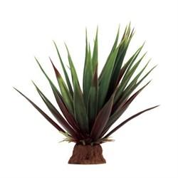 ArtUniq Agave red-green 16 - Искусственное растение Агава красно-зеленая, 13x13x16 см - фото 18486