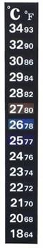BARBUS - термометр жидкокристаллический 13 см - фото 18529
