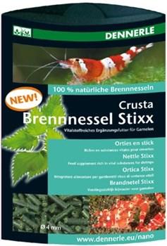 Dennerle Crusta Brenessel Stixx - витаминизированная подкормка для креветок - фото 18717