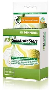 Dennerle FB1 SubstrateStart - Стартовые бактерии для грунта, 50 г на 120 л - фото 18738