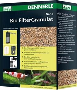 Dennerle Nano Bio FilterGranulat - Основной наполнитель для биофильтрации в нано-аквариумах в форме гранул - фото 18758