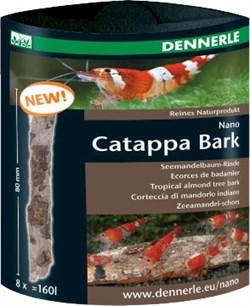 Dennerle Nano Catappa Barks  - Кора тропического миндального дерева  8 шт. по 80 мм на 160 литров воды - фото 18762