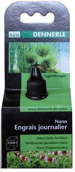 Dennerle Nano Daily Fertilizer Комплексное ежедневное удобрение  для великолепной растительности в нано-аквариумах 15 мл. - фото 18770