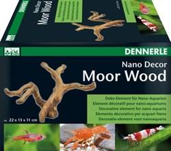 Dennerle Nano Decor Moor Wood - декоративный элемент для нано-аквариума - фото 18775