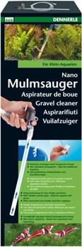 Dennerle Nano Gravel Cleaner - Сифон для очистки дна в мини-аквариумах - фото 18791