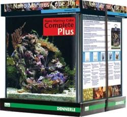 Dennerle NanoCube Marinus Complete PLUS на 30 литров -  морской аквариум с аксессуарами - фото 18811