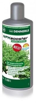 Dennerle NPK Booster - Удобрение с комплексом макроэлементов для аквариумных растений, 250 мл на 2500 - фото 18817