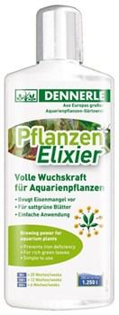 Dennerle Plant Elixir 250 мл - Универсальное удобрение для всех аквариумных растений - фото 18831