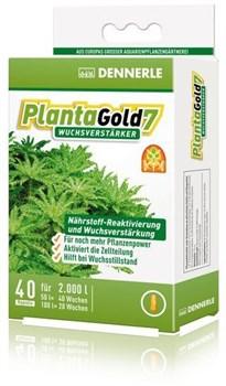 Dennerle Planta Gold 7 100 шт. на 5000 - Стимулятор роста для всех аквариумных растений в капсулах - фото 18833