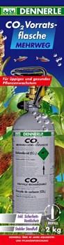 Dennerle многоразовый заправляемый СО2-баллон на 2000 г Dennerle Mehrweg - фото 18976