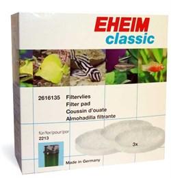 Eheim - губки тонкой очистки для Classic 2213 (3 шт.) - фото 19076