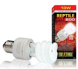 Exo Terra Reptile UVB 200 - лампа для рептилий, 13 Вт - фото 19222