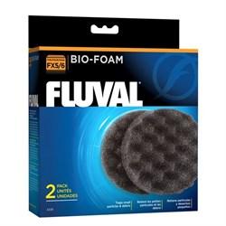 Fluval - губки для механической и биологической очистки для фильтров Fluval FX4 /FX5 / FX6 - 2 шт. - фото 19227