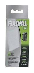 Fluval губка для механической очистки для фильтра Fluval U2 - фото 19272