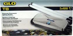 Glomat 2 x 40 Вт - пускатель для двух люминесцентных ламп мощностью 40 Вт (Т8) - фото 19283